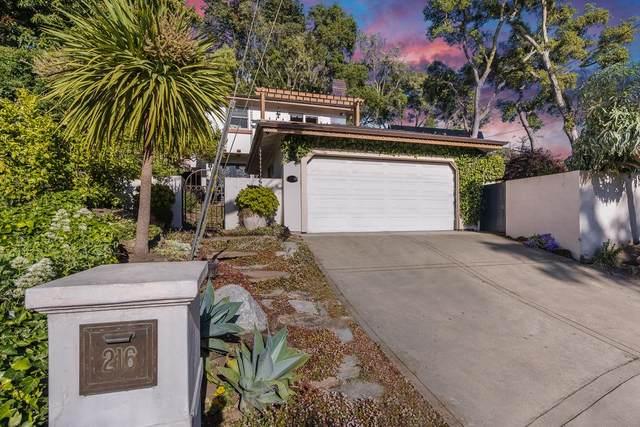216 Venetian Rd, Aptos, CA 95003 (#ML81794275) :: Schneider Estates