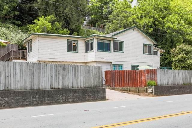 6407 Highway 9, Felton, CA 95018 (#ML81794291) :: Schneider Estates