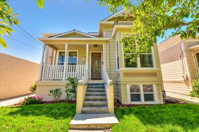 956 Cinnabar St, San Jose, CA 95126 (#ML81794321) :: RE/MAX Real Estate Services