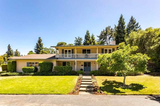 2275 Tioga Dr, Menlo Park, CA 94025 (#ML81794342) :: The Goss Real Estate Group, Keller Williams Bay Area Estates
