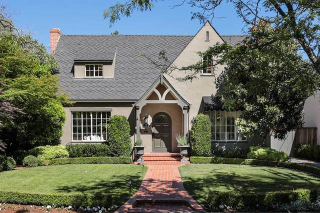 565 Washington Ave, Palo Alto, CA 94301 (#ML81794356) :: The Sean Cooper Real Estate Group