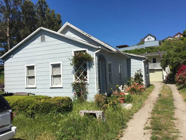51 Fair Ave, Davenport, CA 95017 (#ML81794364) :: The Realty Society
