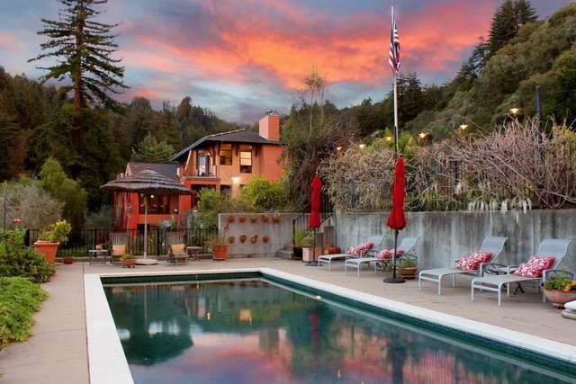 400 Light Springs Rd, Aptos, CA 95003 (#ML81794406) :: Alex Brant Properties