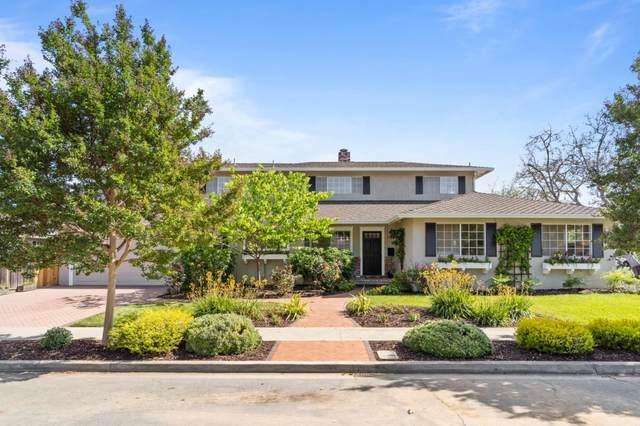 1736 Saint Anthony Dr, San Jose, CA 95125 (#ML81794417) :: The Goss Real Estate Group, Keller Williams Bay Area Estates