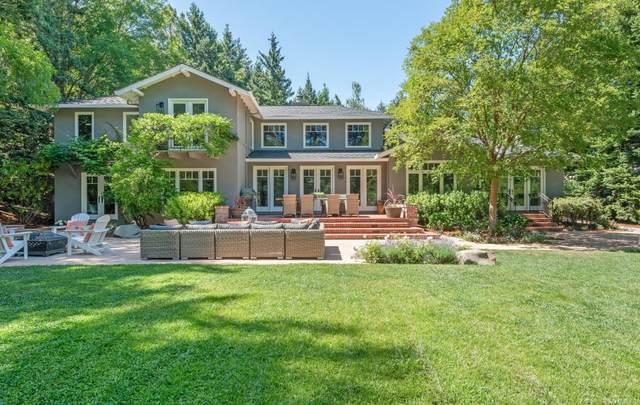 20 Paso Del Arroyo, Portola Valley, CA 94028 (#ML81794428) :: The Goss Real Estate Group, Keller Williams Bay Area Estates