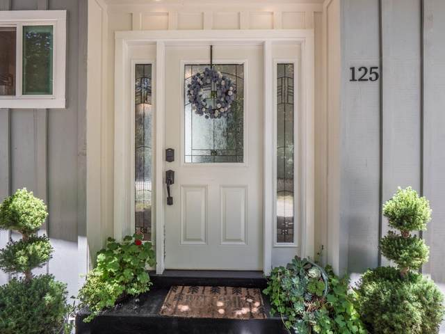 125 Oak Way, Boulder Creek, CA 95006 (#ML81794476) :: Strock Real Estate