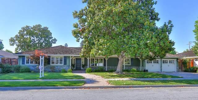 1141 Ruth Dr, San Jose, CA 95125 (#ML81794487) :: RE/MAX Real Estate Services