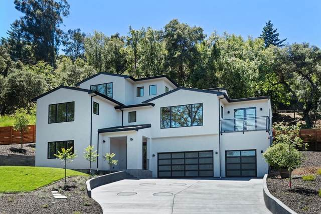 18310 Castle Hill Way, Los Gatos, CA 95033 (#ML81794510) :: The Goss Real Estate Group, Keller Williams Bay Area Estates