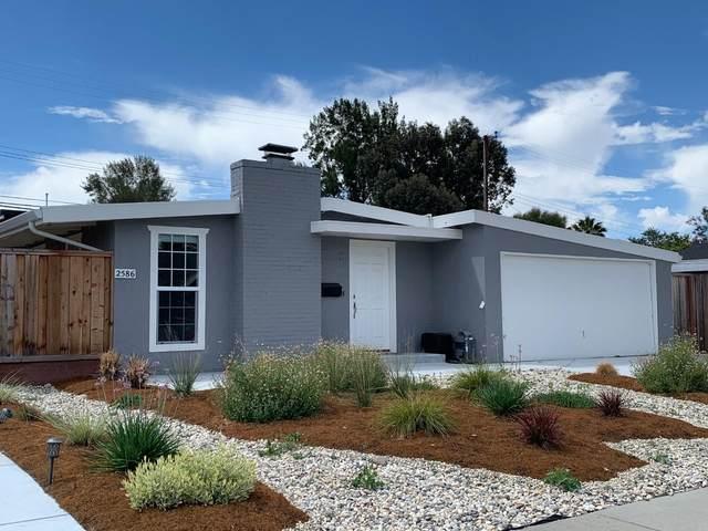 2586 Dixon Dr, Santa Clara, CA 95051 (#ML81794526) :: The Goss Real Estate Group, Keller Williams Bay Area Estates