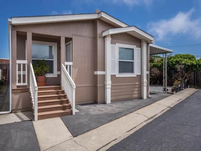 1040 38th Ave 13, Santa Cruz, CA 95062 (#ML81794531) :: Schneider Estates