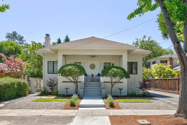850-852 Forest, Palo Alto, CA 94301 (#ML81794563) :: The Realty Society