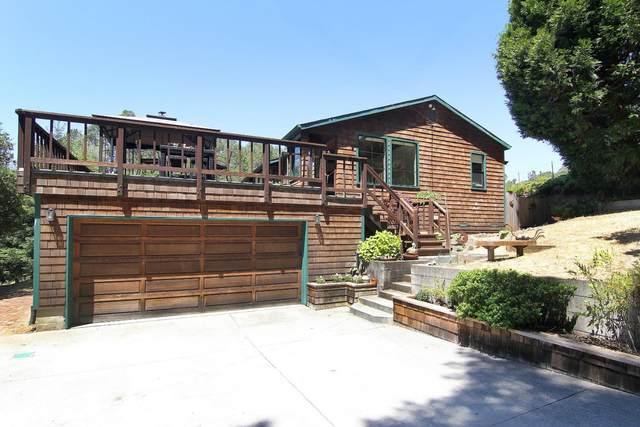 160 Mar Monte Ave, La Selva Beach, CA 95076 (#ML81794571) :: Schneider Estates