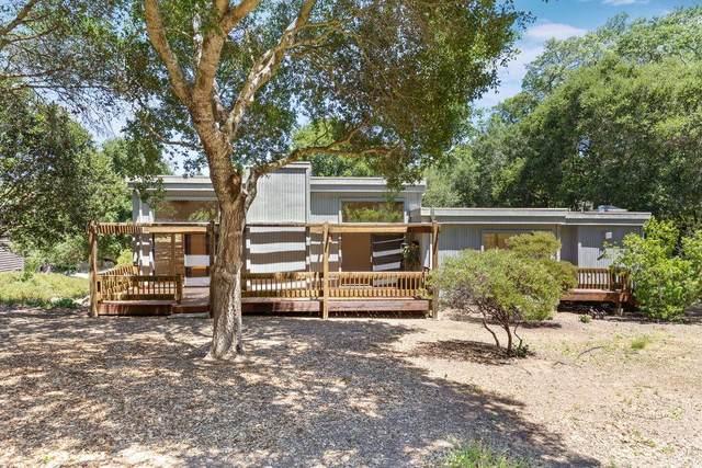3 Woodfern St, Portola Valley, CA 94028 (#ML81794588) :: Alex Brant Properties
