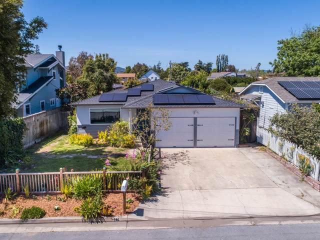 106 Alta Ave, Santa Cruz, CA 95060 (#ML81794592) :: Strock Real Estate