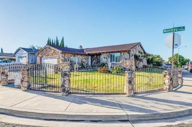 1104 Monterey Dr, Antioch, CA 94509 (#ML81794610) :: Intero Real Estate