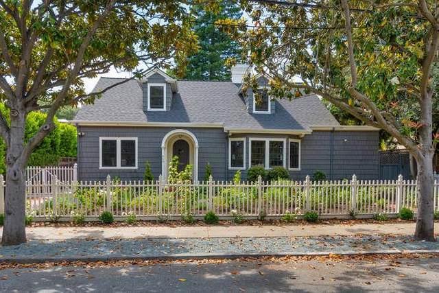 560 Melville Ave, Palo Alto, CA 94301 (#ML81794634) :: The Realty Society