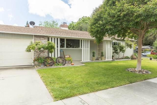 2464 Brannan Pl, Santa Clara, CA 95050 (#ML81794636) :: The Goss Real Estate Group, Keller Williams Bay Area Estates