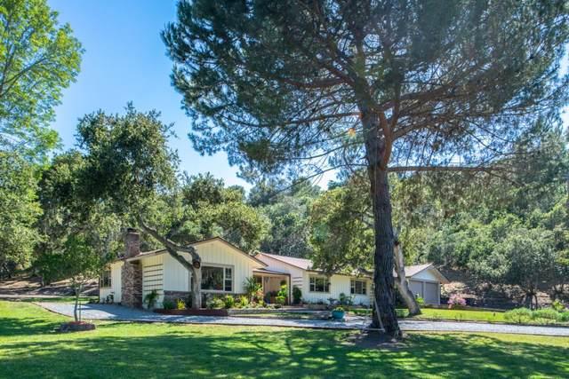 111 Laguna Pl, CORRAL DE TIERRA, CA 93908 (#ML81794656) :: Strock Real Estate