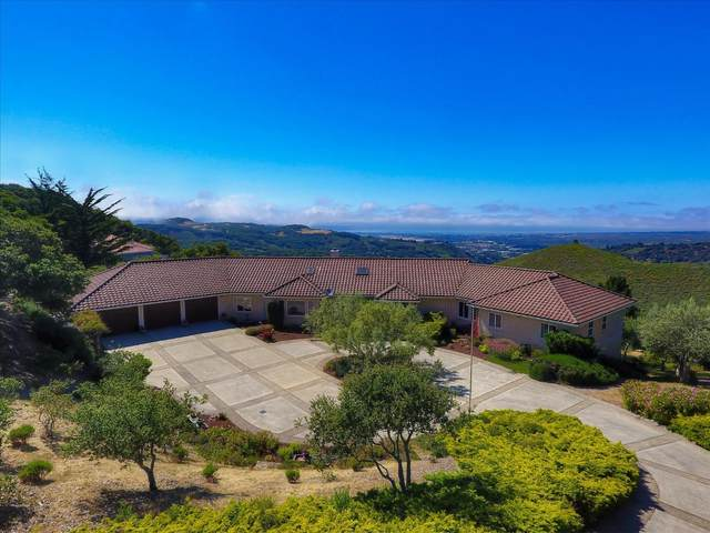 10300 Saddle Rd, Monterey, CA 93940 (#ML81794671) :: RE/MAX Real Estate Services