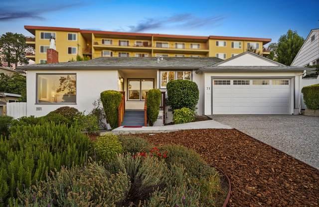 71 La Prenda, Millbrae, CA 94030 (#ML81794684) :: Alex Brant Properties