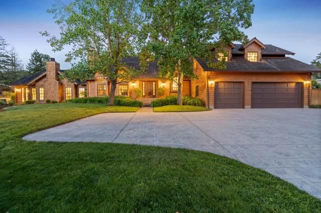 15 Antonio Ct, Portola Valley, CA 94028 (#ML81794702) :: Alex Brant Properties