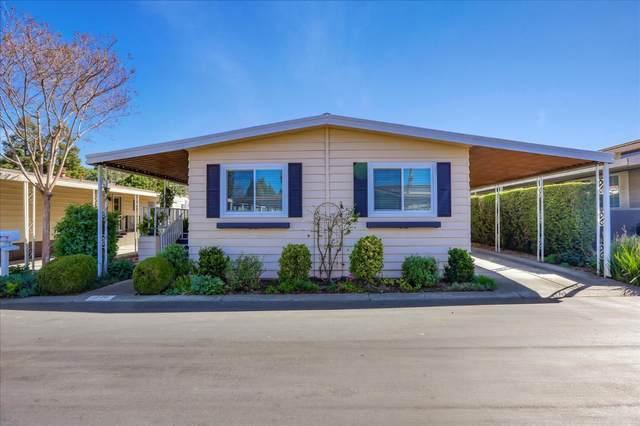 730 Mill Stream Dr 730, San Jose, CA 95125 (#ML81794717) :: Strock Real Estate