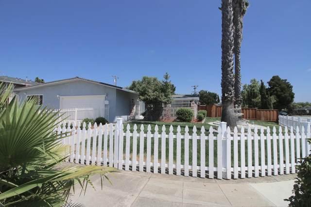 1855 Orange Grove Dr, San Jose, CA 95124 (#ML81794718) :: Strock Real Estate