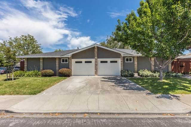 193 Roxbury St, Santa Clara, CA 95050 (#ML81794801) :: The Sean Cooper Real Estate Group