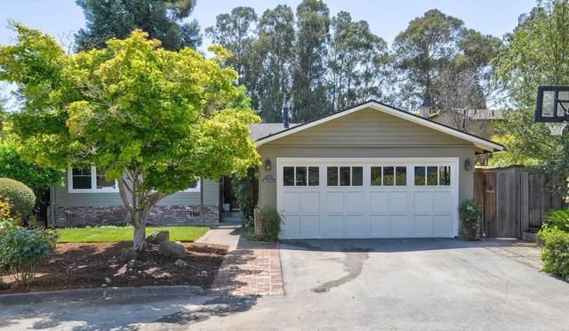7 Miller Ct, Redwood City, CA 94061 (#ML81794823) :: The Gilmartin Group