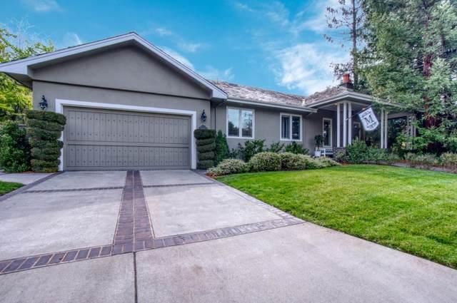 100 Del Carlo Ct, Los Gatos, CA 95032 (#ML81794824) :: The Kulda Real Estate Group