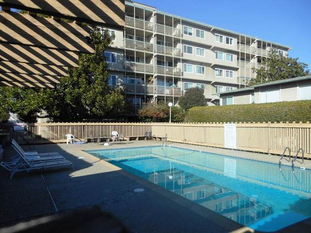 180 Dakota Ave 21, Santa Cruz, CA 95060 (#ML81794837) :: Schneider Estates