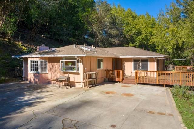 343 Azalea Ave, Ben Lomond, CA 95005 (#ML81794870) :: RE/MAX Real Estate Services
