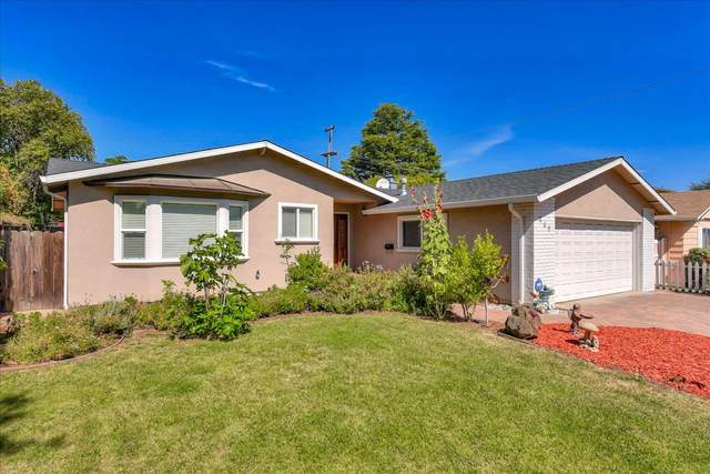 869 Candlewood Dr, Cupertino, CA 95014 (#ML81794891) :: Strock Real Estate