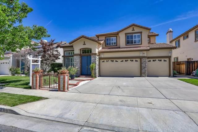 3855 Venus Ct, San Jose, CA 95121 (#ML81794929) :: Strock Real Estate