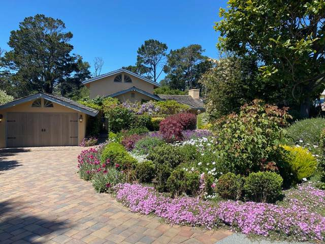 26106 Ladera Dr, Carmel, CA 93923 (#ML81794932) :: The Gilmartin Group