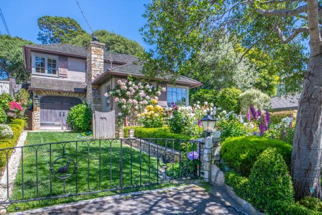 0 Carmelo 2Ne Of 8th Ave, Carmel, CA 93921 (#ML81794946) :: Alex Brant Properties
