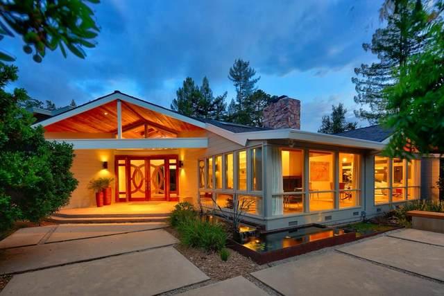 147 Goya Rd, Portola Valley, CA 94028 (#ML81794968) :: Alex Brant Properties