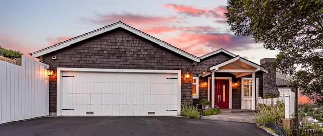 3274 Oak Knoll Dr, Redwood City, CA 94062 (#ML81794995) :: The Sean Cooper Real Estate Group