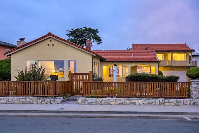 950 W Cliff Dr, Santa Cruz, CA 95060 (#ML81795000) :: Schneider Estates