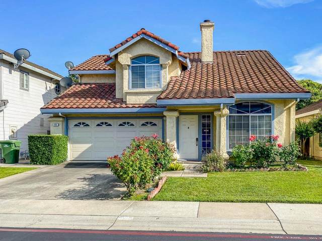 662 Grayson Way, Milpitas, CA 95035 (#ML81795006) :: Strock Real Estate