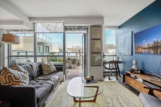 480 N Mission Bay Blvd 715, San Francisco, CA 94158 (#ML81795012) :: Strock Real Estate