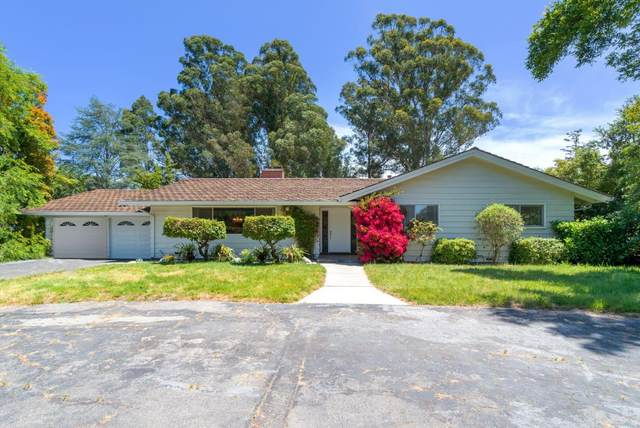 9 Hollins Dr, Santa Cruz, CA 95060 (#ML81795021) :: Robert Balina | Synergize Realty