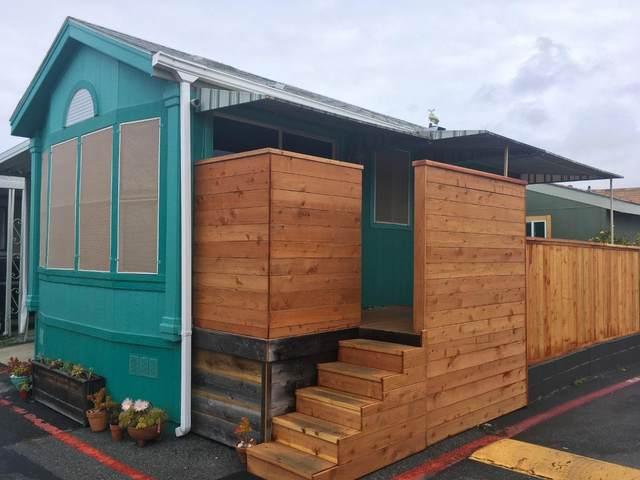170 W Cliff Dr 62, Santa Cruz, CA 95060 (#ML81795029) :: Schneider Estates