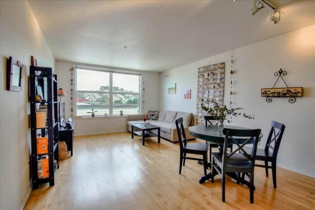 8400 Oceanview Ter 303, San Francisco, CA 94132 (#ML81795033) :: Strock Real Estate