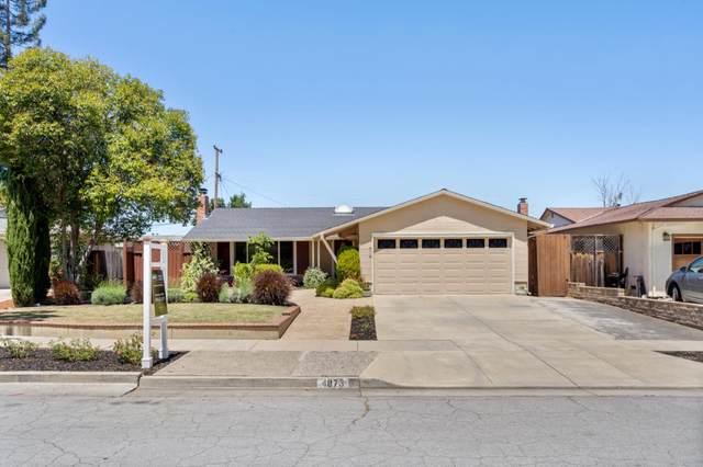 4873 Pepperwood Way, San Jose, CA 95124 (#ML81795056) :: Strock Real Estate