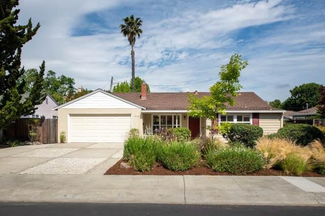 713 Montrose Ave, Palo Alto, CA 94303 (#ML81795059) :: Live Play Silicon Valley