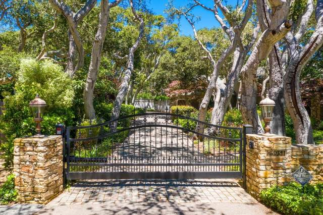 25951 Ridgewood Rd, Carmel, CA 93923 (#ML81795097) :: The Kulda Real Estate Group