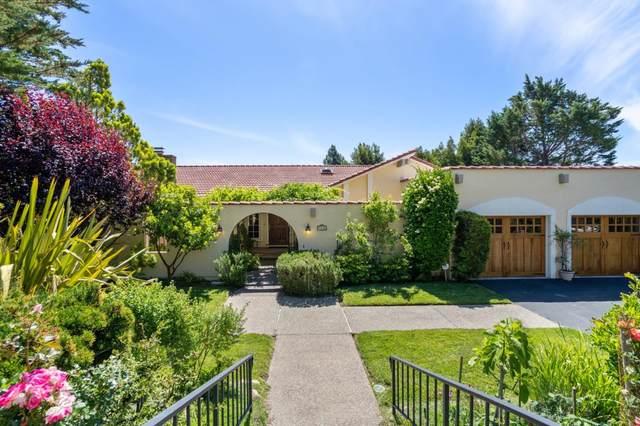 1430 Buckingham Way, Hillsborough, CA 94010 (#ML81795110) :: Alex Brant Properties