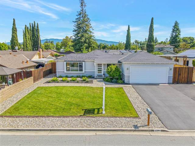 236 Sharp Ave, Campbell, CA 95008 (#ML81795112) :: Strock Real Estate