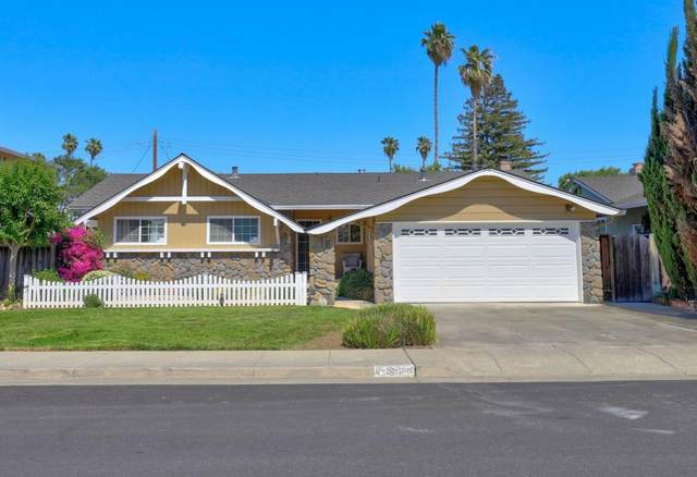 184 Branbury Dr, Campbell, CA 95008 (#ML81795118) :: Strock Real Estate
